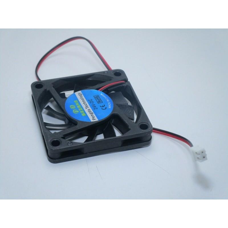 Ventola di raffreddamento 6015 24vdc 60mmx60mmx15mm per cpu cnc 2 pin