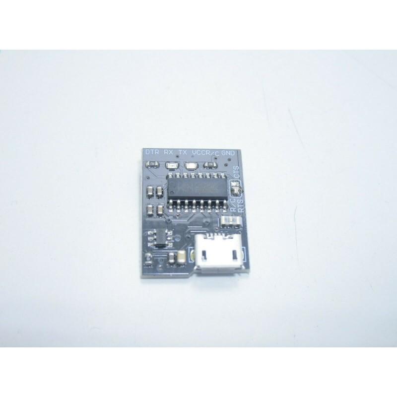 Interfaccia seriale adattatore ch340g 3,3v 5v per arduino wemos