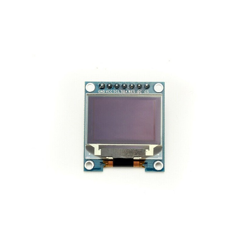 "Display oled lcd 0,95"" SPI SSD1331 7 pin full color 65k 96x64"