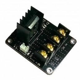 Scheda di espansione pcb con mosfet HA210N 12v 24v 25A per hot bed stampante 3D