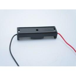 Porta batteria stilo 1 AA con fili contenitore per batterie da 1,5v