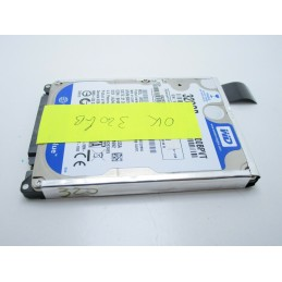 "Hard disk 2,5"" sata 320GB hdd interno usato per notebook pc portatile"