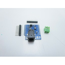 Dc power shield v1.1.0 modulo di alimentazione per Wemos d1 mini wireless wifi