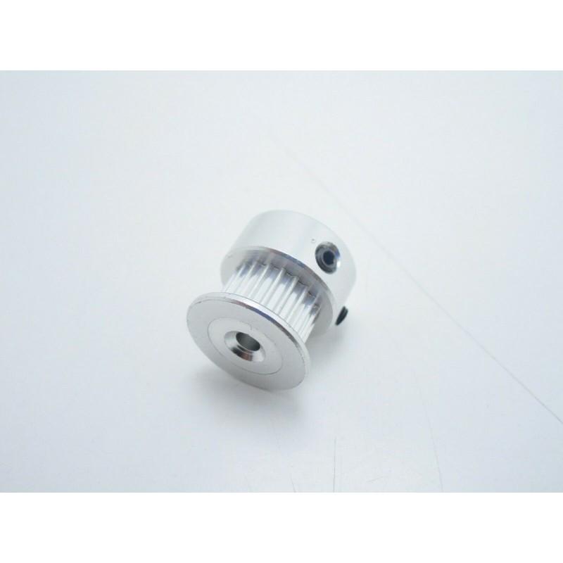 Puleggia gt2 Ø 3mm per cinghia dentata 6mm stampante 3D cnc prusa makerbot