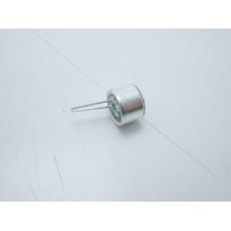 Capsula microfonica amplificata, microfono 9,7*5,2mm per circuiti stampati pcb