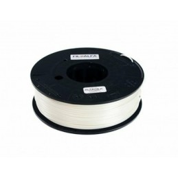 Bobina filamento PLA AlfaSilk 1,75mm 250g Bianco organza FiloAlfa stampante 3D