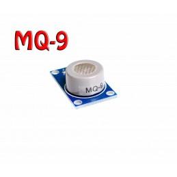 MQ-9 Sensore di rilevamento monossido di carbonio MQ9 5v per Arduino Raspeberry