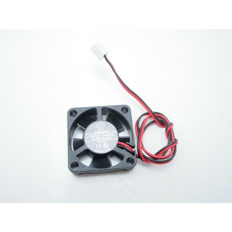 Ventola di raffreddamento 12v 30x30x10mm 2 pin 3010 per stampante 3d cpu