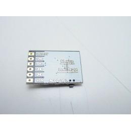 Circuito di ricarica per celle 18650 batteria lipo 3,7v con indicatore di carica