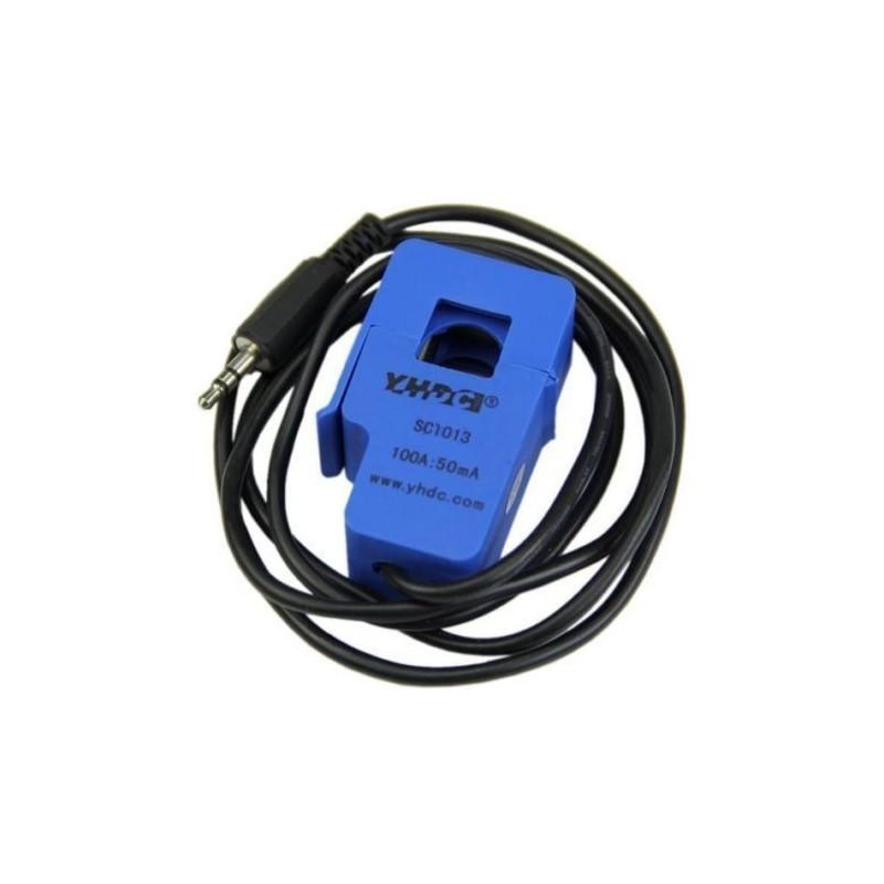 Sensore di corrente ac alternata non invasivo amperometro SCT-013-000 DC 100A