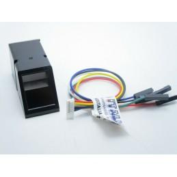 Lettore ottico di impronte digitali AS608 3,3v fringerprint arduino