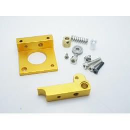 Kit estrusore MK8 blocco alimentatore per filamento PLA ABS 1.75mm stampante 3D