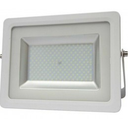 Faro led smd 10w 900lm 2800k AC 220V IP65 slim da interno ed esterno 122x93x33mm