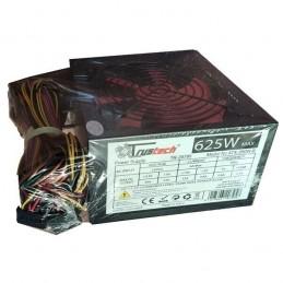 Alimentatore ATX 625w watt con ventola silenziosa 12cm 8 pin per pc
