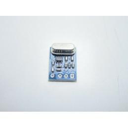 Trasmettitore RF wireless 433mhz chip SYN115/F115 10kbps dc 1,8-3,6V