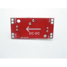 Step down dc-dc da 5-36v a 3,3v 5v 9v 12v 4a MH-GX4A regolabile