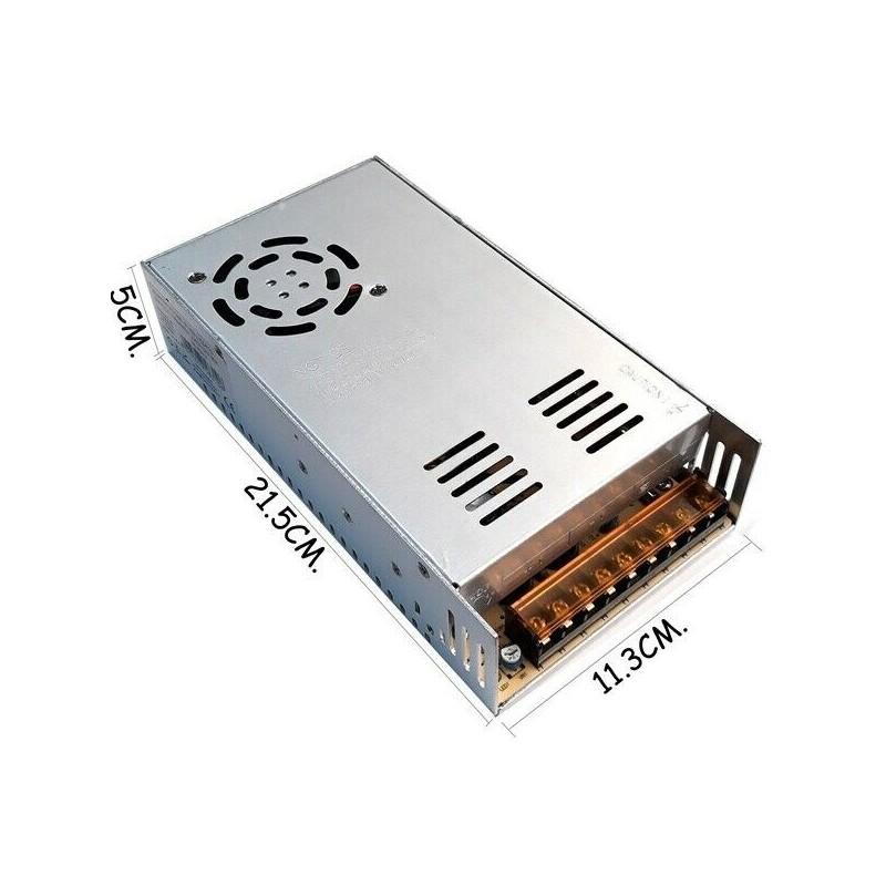 Alimentatore trasformatore stabilizzato Switch 220V 12V 30A