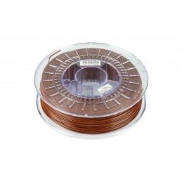 Filamento PLA 1,75mm 700g Marrone bobina FILOALFA per stampante 3D ender 3 prusa
