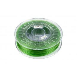 Filamento PLA 1,75mm 700g Verde trasparente bobina FILOALFA per stampante 3D