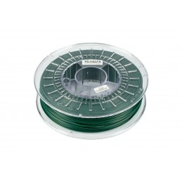 Filamento PLA 1,75mm 700g Verde Natale bobina FILOALFA per stampante 3D prusa