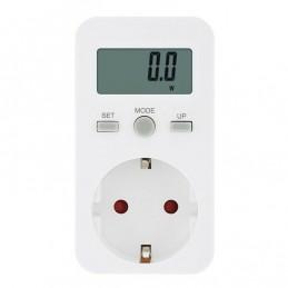 Misuratore di consumo elettrico contatore energia elettrica 230V 50hz 16A