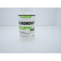 Olio incolore a base di silicone liquido 50ml olej silikonowy Ag TermoPasty