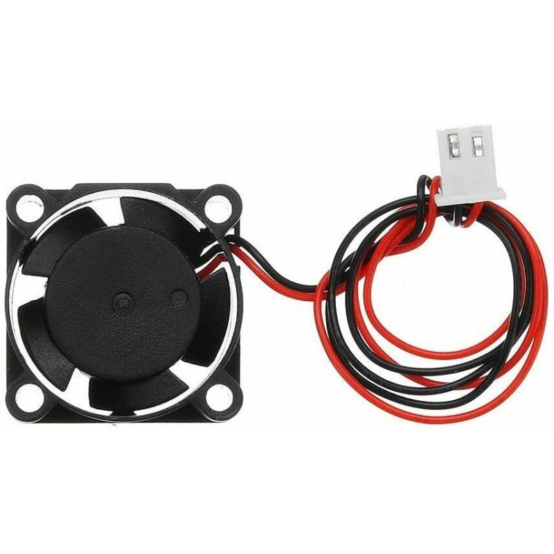 Ventola di raffreddamento 5v 2510 25x25x10mm 2 pin stampante 3D Raspberry Pi cpu