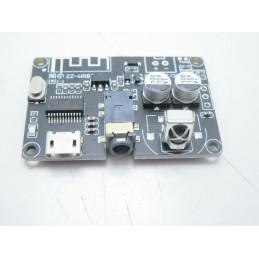 Ricevitore audio stereo bluetooth 5.0 lettore mp3 micro usb jack con telecomando