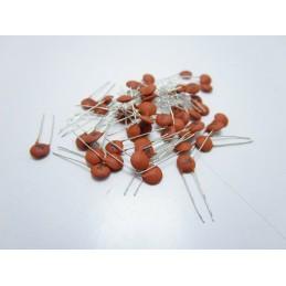 20 pezzi Condensatore ceramico 104 50V 0.1uF 50V 104 100nF