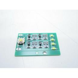 Circuito indicatore livello di carica batteria celle 12V lipo litio 3s con led