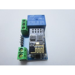 Scheda relè 5v 10A con modulo wireless esp8266 per domotica switch home APP 400m