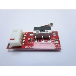 Interruttore finecorsa meccanico con cavo per stampante 3D printer prusa CNC