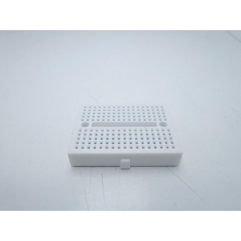 Mini breadboard piastra sperimentale basetta 170 punti per elettronica arduino