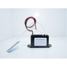 Circuito generatore di ozono 12v 2,5kv 200mg/h 6w 450mah con piatto ceramico