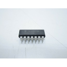 Circuito integrato CD4013BE 14 pin ic cd 4013BE 4013 BE Dual d-type flip flop