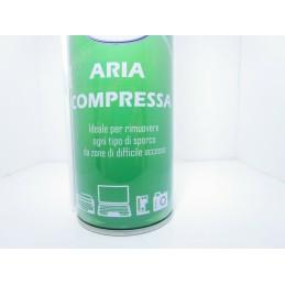 Spray bomboletta aria compressa 400ml per rimuovi polvere computer ventola