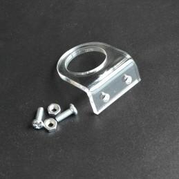 Supporto case per sensore a riflessione infrarosso ir fotocellula E18 D80NK 5v