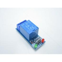 Modulo scheda relè 5v 1ch canale optoisolato livello trigger per arduino avr arm