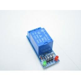 Modulo scheda relè 12v 1ch canale optoisolato led livello trigger per arduino