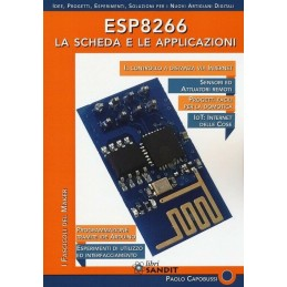 Libro ESP8266 la scheda e le applicazioni controllo a distanza esperimenti proge