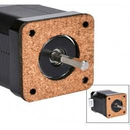 Guarnizione in sughero per stepper motore passo-passo 42mm 3mm stampante 3D
