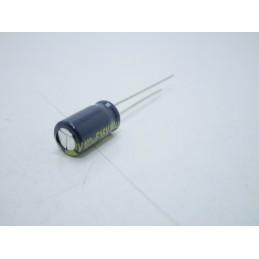 5 pezzi Condensatore elettrolitico 100uf 16v PANASONIC EEUFC1C101 6,3x11,2mm