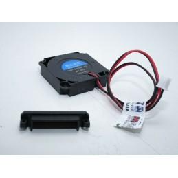 Ventola turbo blower 4010 12V 40mmx40x10mm 0,12A 7000R con condotto stampante 3D