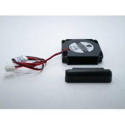 Ventola turbo blower 4010 24V 40x40x10mm 0,12A 7000R con condotto stampante 3D