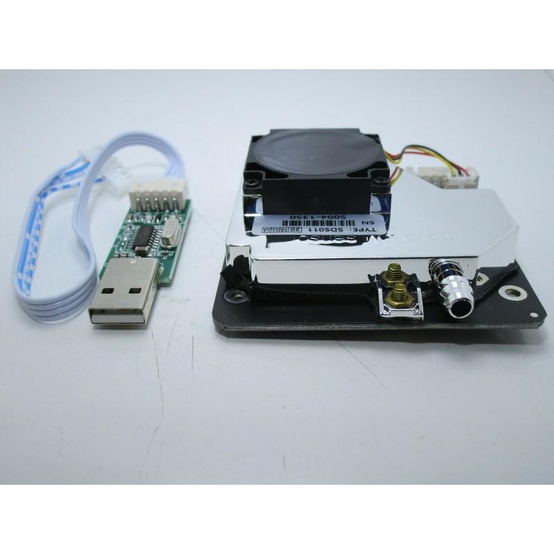 SDS011 NOVA PM 2.5 Sensore di rilevamento qualità aria e polveri di particolato