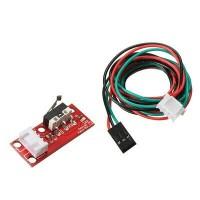 Finecorsa e switch per stampanti3D e cnc