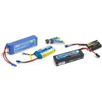 Batterie ad i polimeri di litio LiPo
