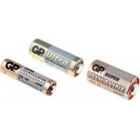 Batterie 23A 27A 12v per allarmi telecomandi ed apparecchiature elettromedicali